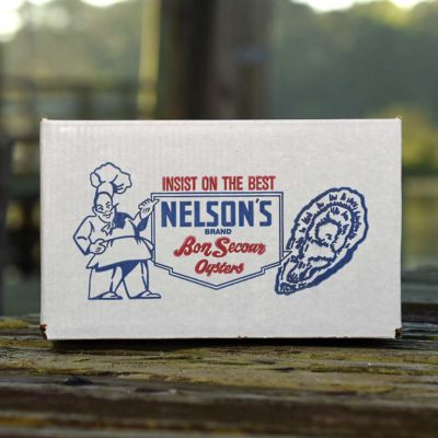 Nelson's Brand Oysters